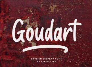 Goudart Font