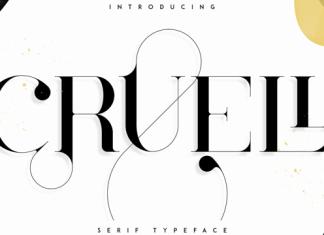 Cruell Font