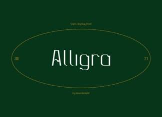 Alligra Font