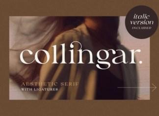 Collingar Font