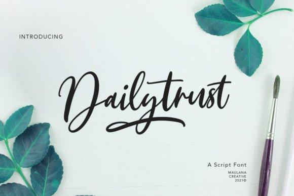 Dailytrust Font