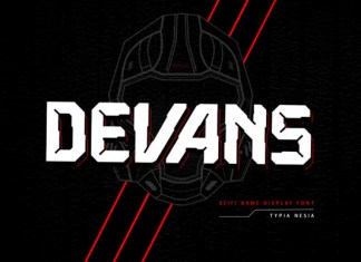 Devans Font