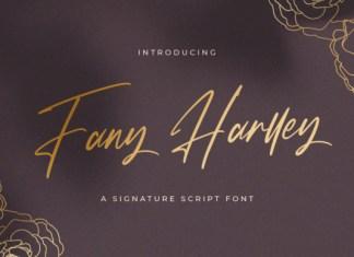 Fany Harlley Font