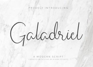 Galadriel Font
