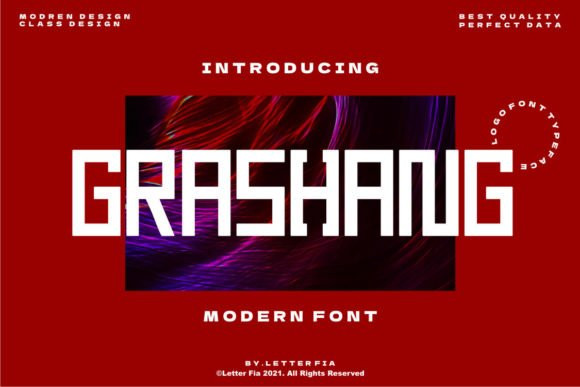 Grashang Font