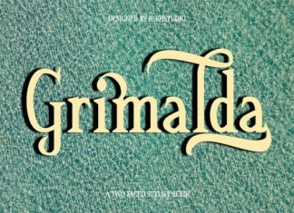 Grimalda Font