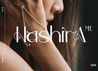 Hashira Mt Font