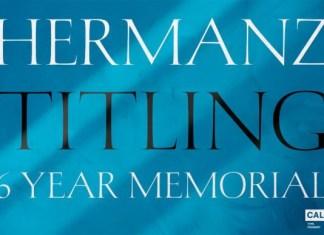 Hermanz Titling Font