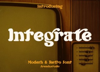 Integrate Font