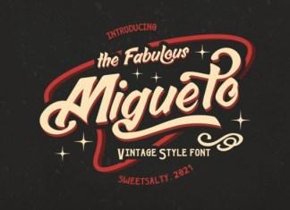 Migueto Font