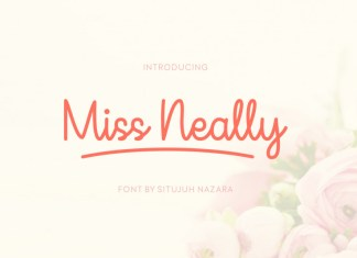 Miss Neally Font