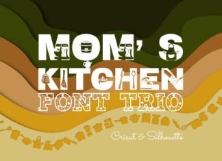 Mom's Kitchen Font