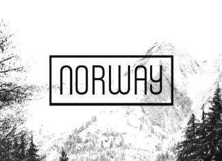 Norway Font