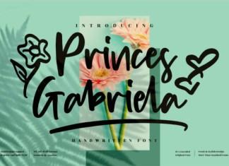 Princes Gabriela Font
