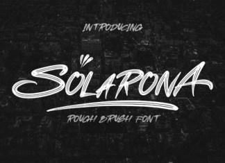 Solarona Font