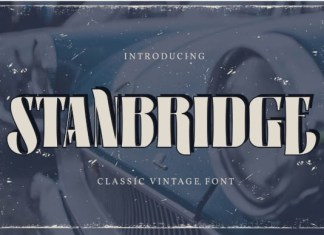 Standbridge Font