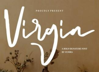 Virgia Font