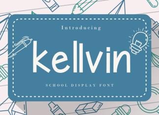 Kellvin Font