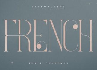 French VP Font