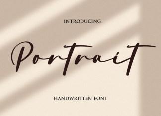Portrait Font