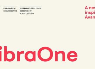 Fibra One Font
