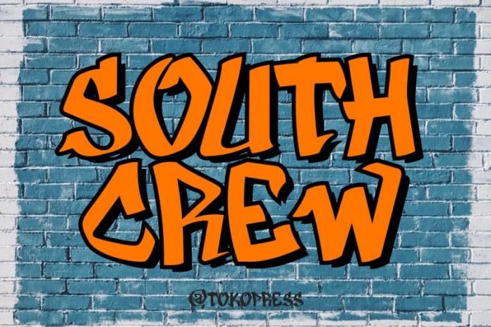 South Crew Font