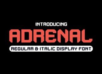 Adrenal Font