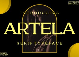Artela Font