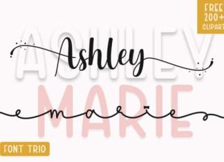 Ashley Marie Font