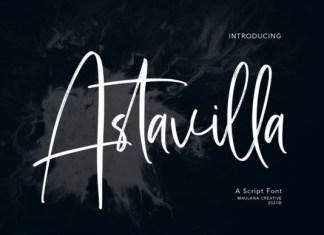 Astavilla Font