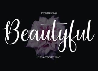 Beautyful Font
