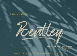 Bentley Font