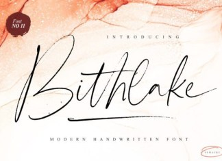 Bithlake Font