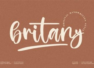 Britany Font