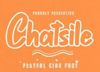 Chatsile Font