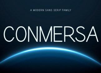 Conmersa Font