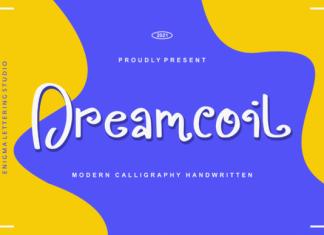 Dreamcoil Font