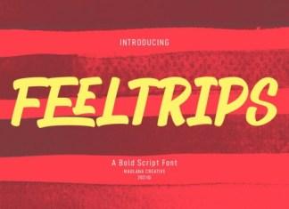 Feeltrips Font