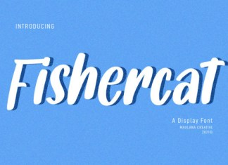 Fishercat Font