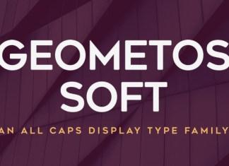 Geometos Soft Font