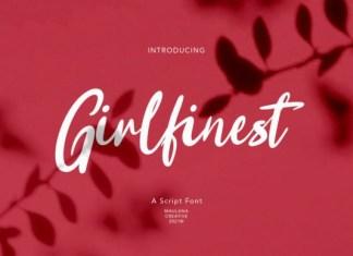 Girlfinest Font