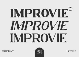 Improvie Font