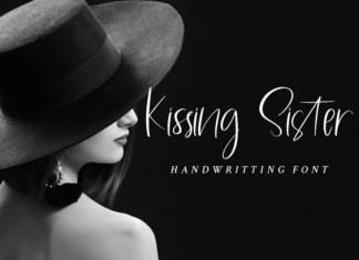 Kissing Sister Font