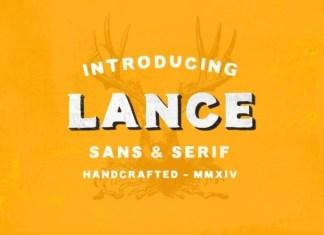 Lance Font