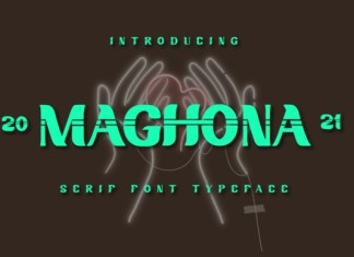 Maghona Font