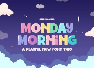 Monday Morning Font