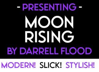 Moonrising Font