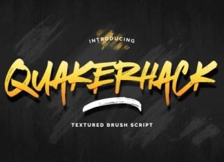 Quakerhack Font
