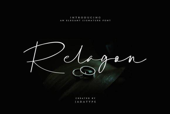 Relagon Font