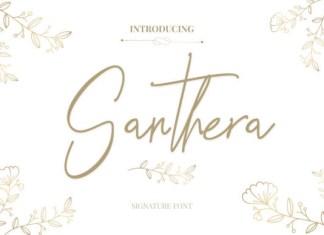 Santhera Font